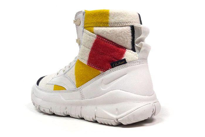 Pendleton Nike Sfb Leather 6 White 6