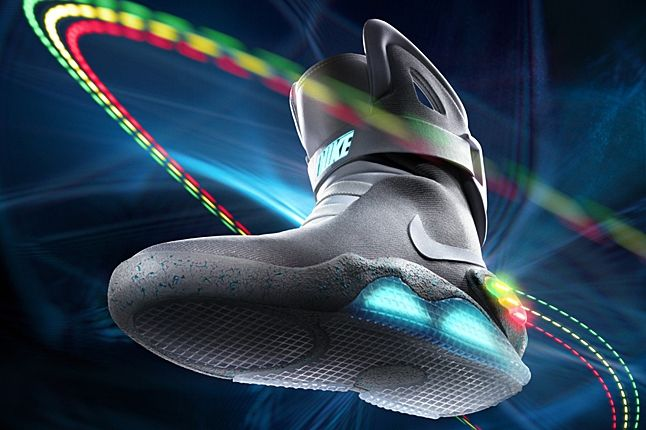 Nike Mcfly Air Mag Official 2 1