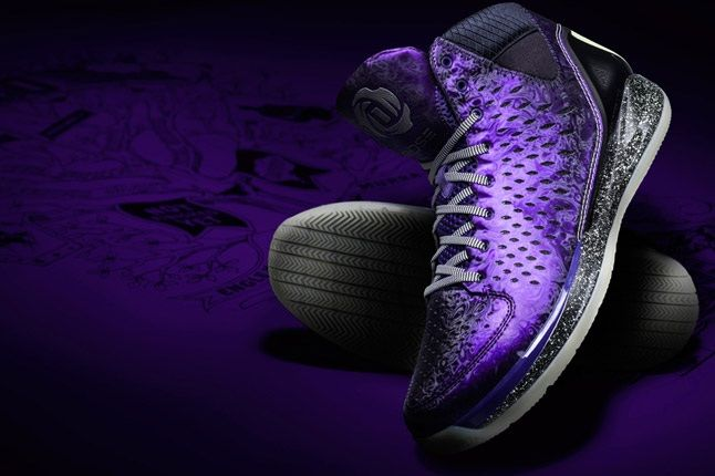 D Rose 3 Nightmare Hero 1