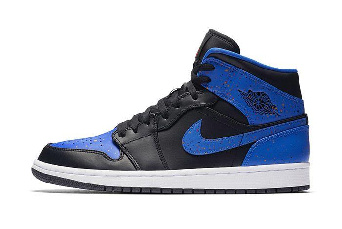 Air Jordan 1 Blue Speckle 1