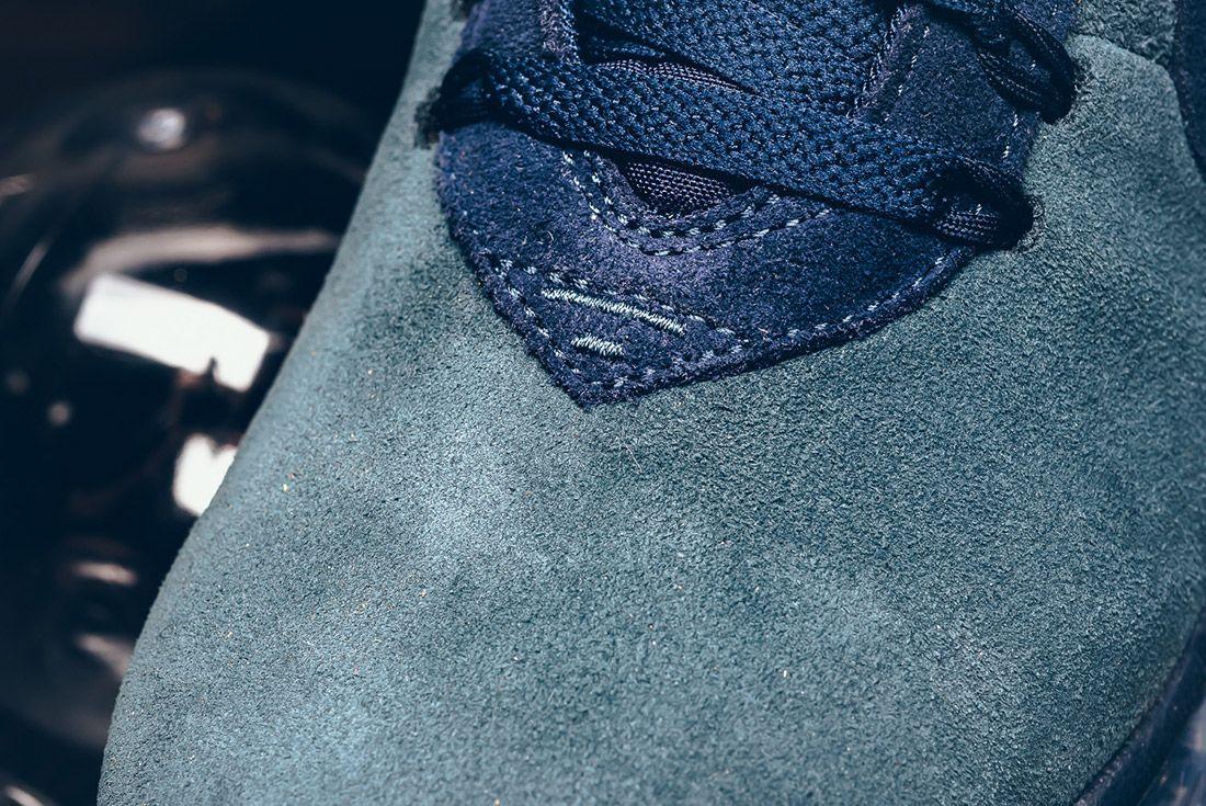 Nike Ld Zero Suede Navy Blue 2