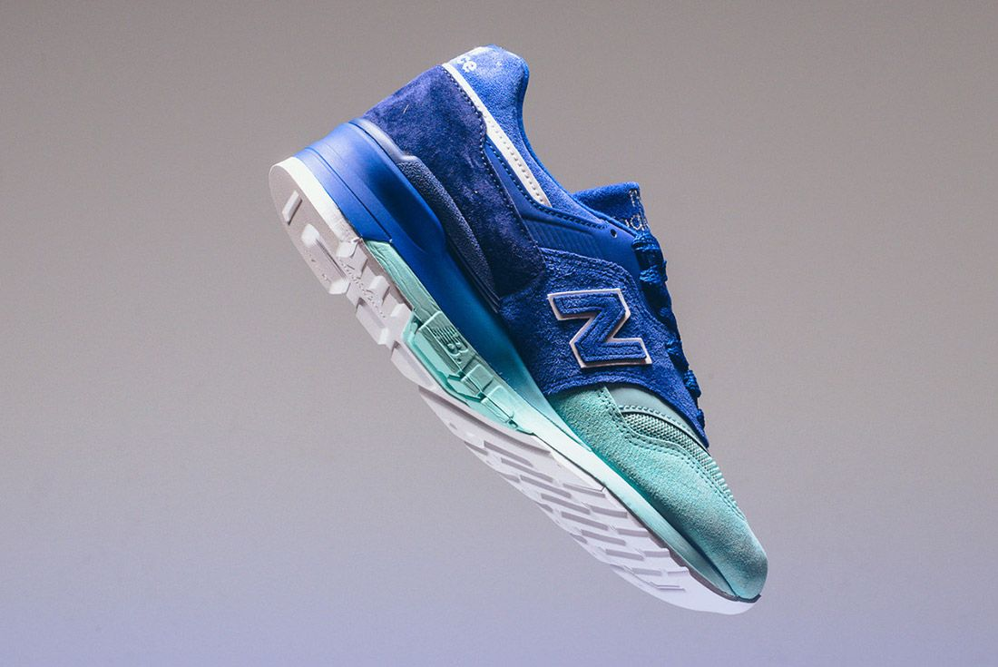 New Balance 997 Home Plate Pack 12