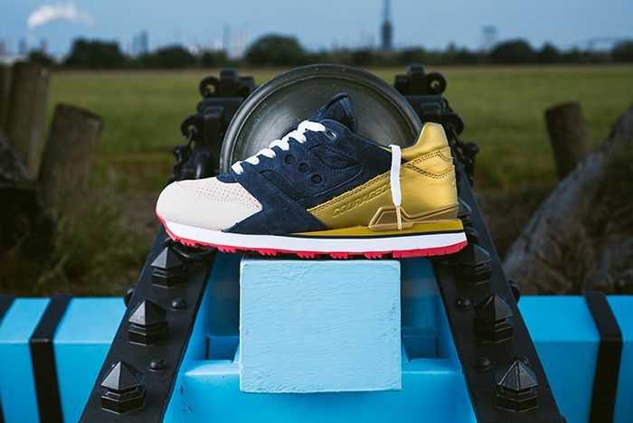 Sneaker Politics X Saucony Courageous The Jackson5