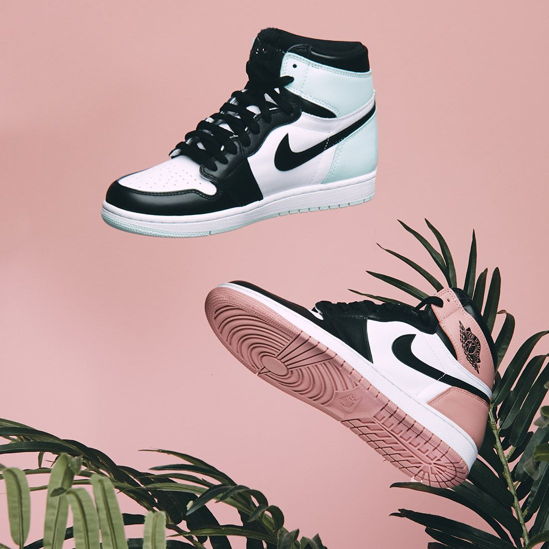Social Status X Air Jrodan 1 Igloo Rust Pink Sneaker Freaker 6