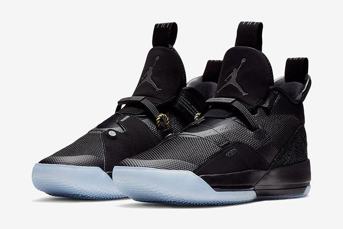 Air Jordan 33 Utility Blackout 1