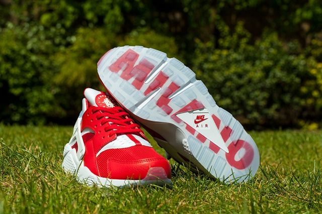 Nike Air Huarache City Pack Bumper 6