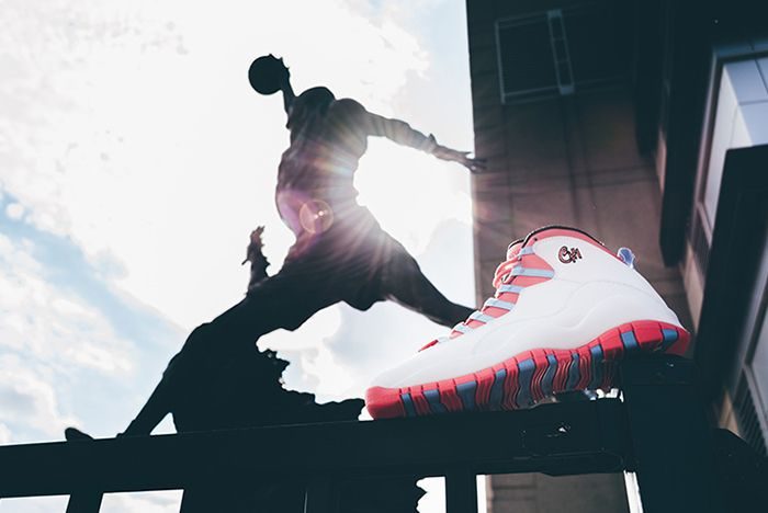 Air Jordan 10 Chi City8
