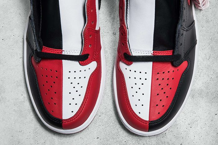 Air Jordan 1 Homage To Home Split Sample Toe