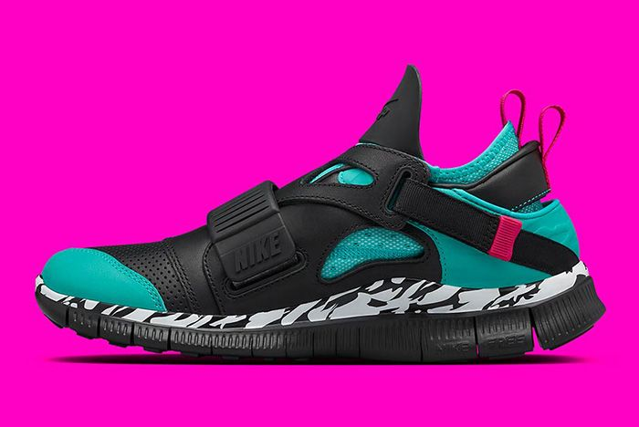 Nike Huarache Carnivore Emerald 3