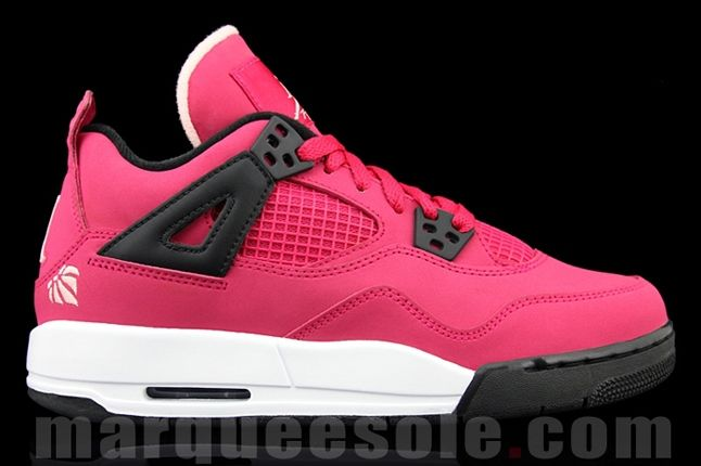 Air Jordan 4 For The Love Of The Game Gs 2 1