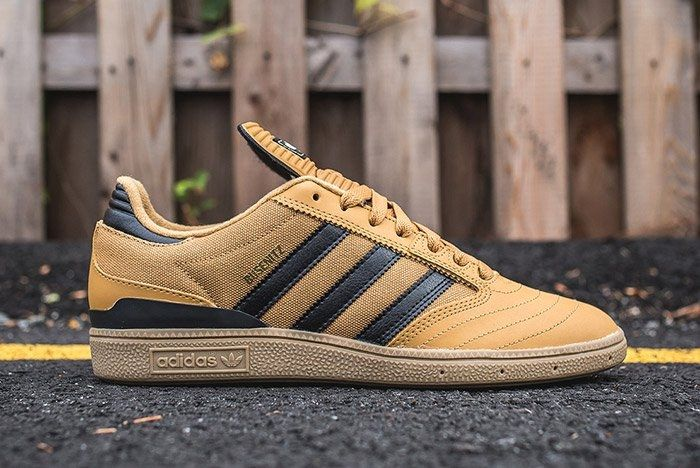 Adidas Busenitz Mesa Brown Black Gum 1