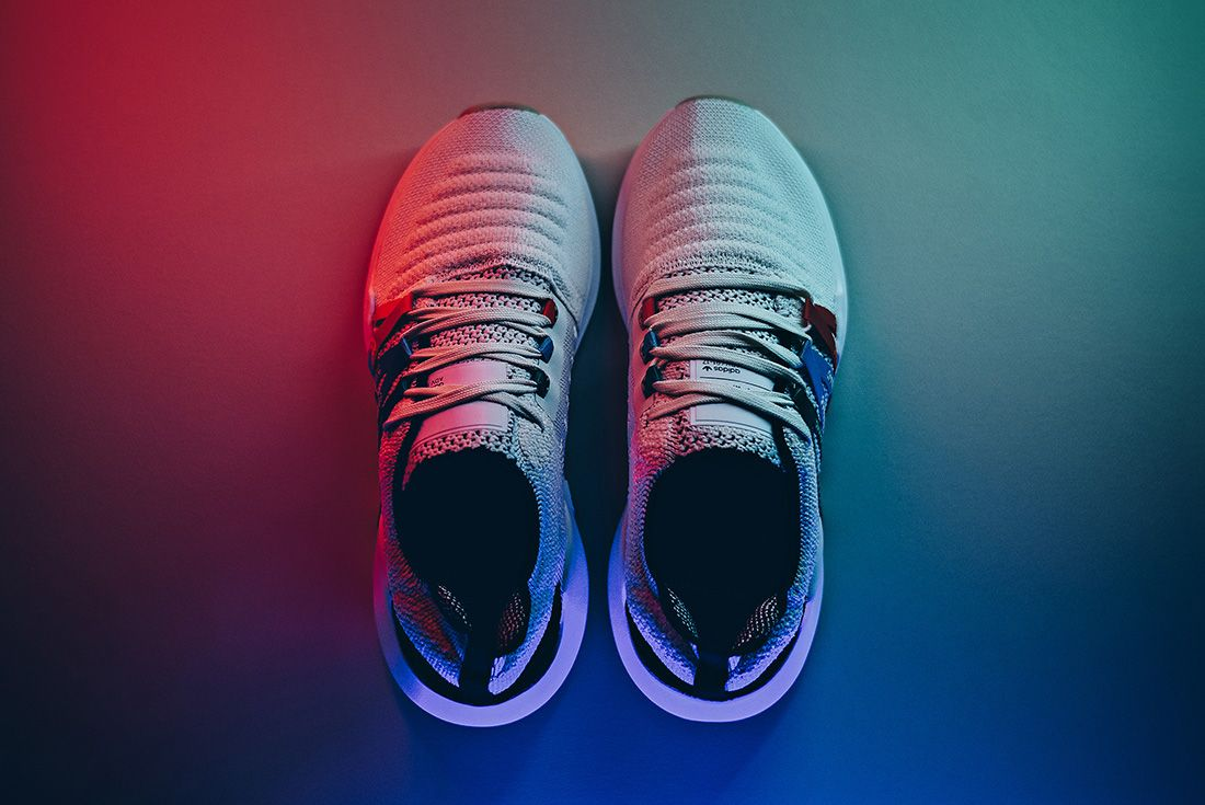 Adidas Eqt Racing Adv Pk W Cream White Bold Orange Sneaker Freaker 3
