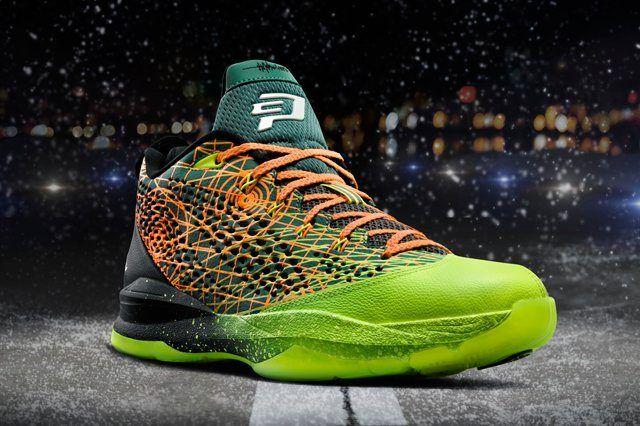 Jordan Brand Christmas Pack Cp3 2