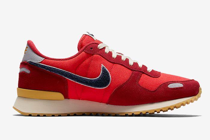 Nike Air Vortex Se University Red 918246 600 Side Sneaker Freaker