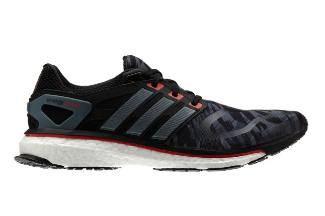 Adidas Energy Boost Summer Collection Blk Blk Profile 1