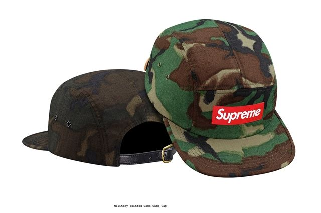 Supreme Ss15 Headwear Collection 9