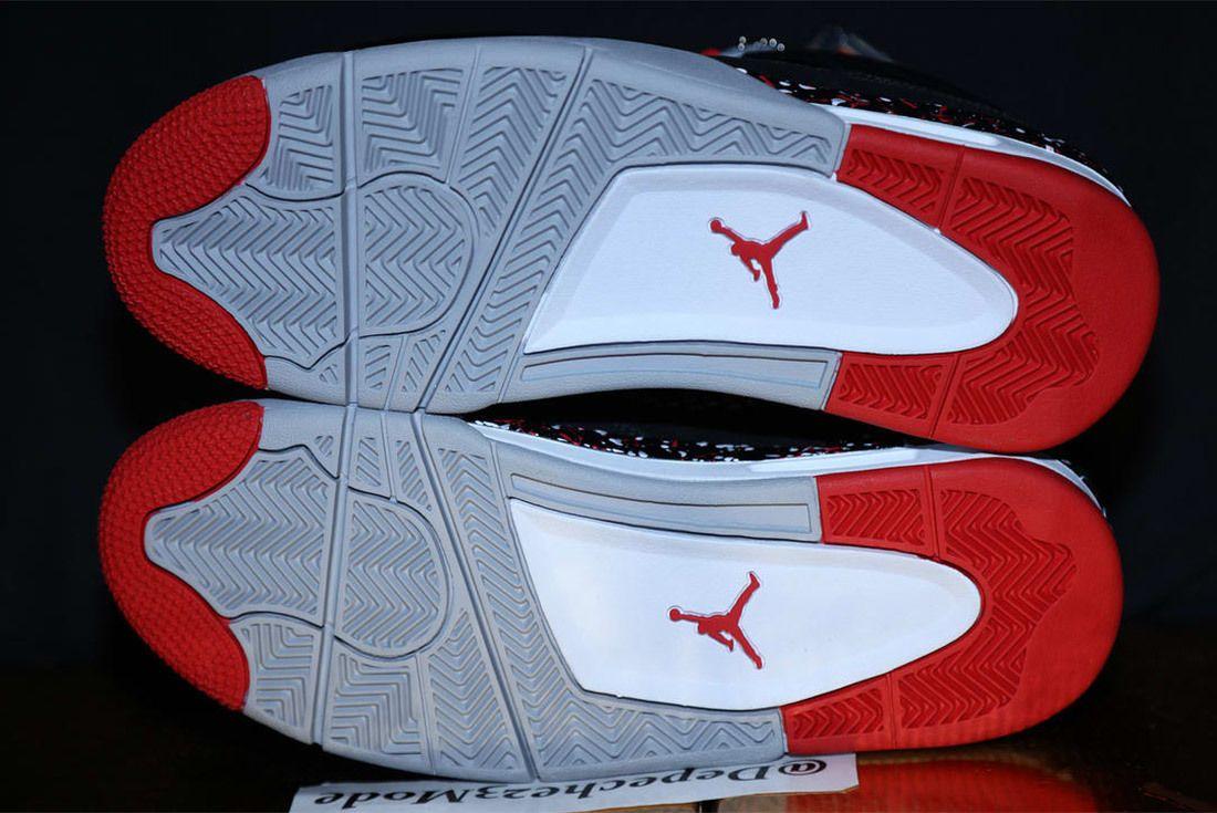 Drake Ovo Air Jordan 4 Splatter 7