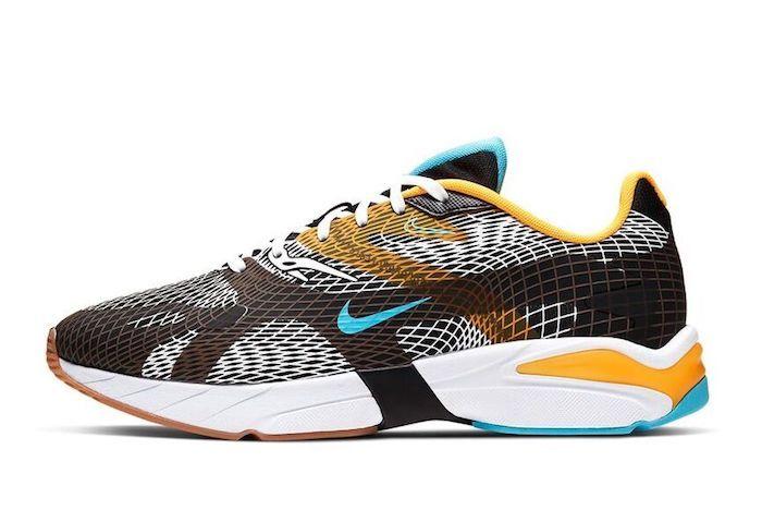 Nike Dmsx Ghoswift Laser 3 Colourways 1