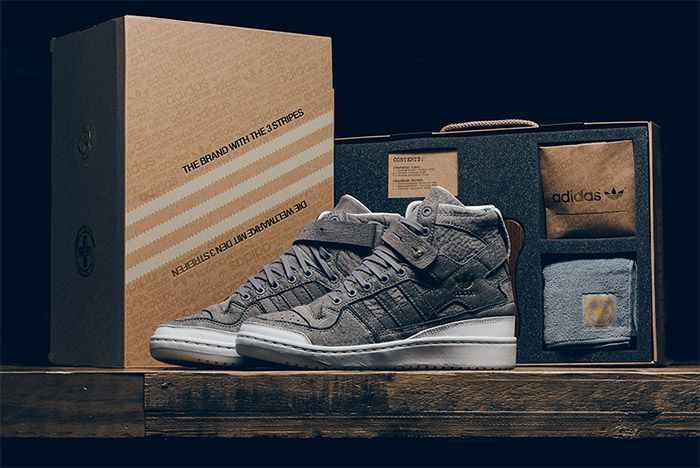 Adidas Crafted Pack Forum Hi Available Now 01