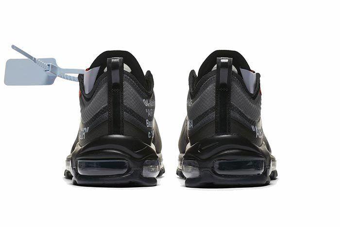Off White Nike Air Max 97 1
