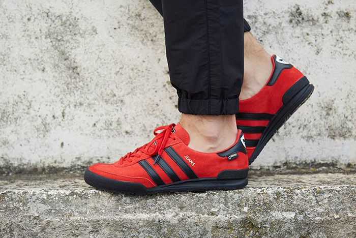 Adidas Jeans Gtx Red Black 2