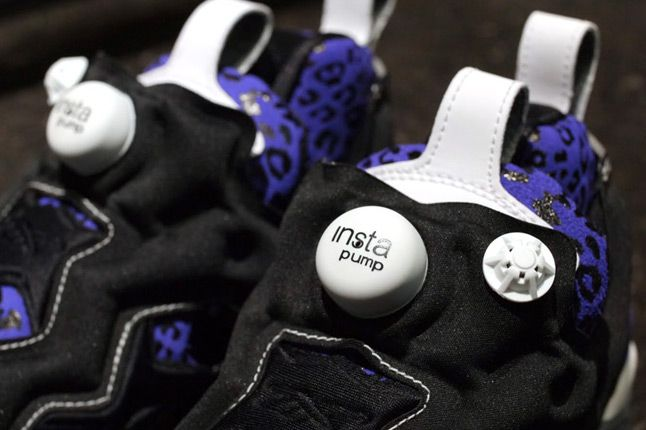 Reebok Insta Pump Fury Leopard Pack Tongues 1