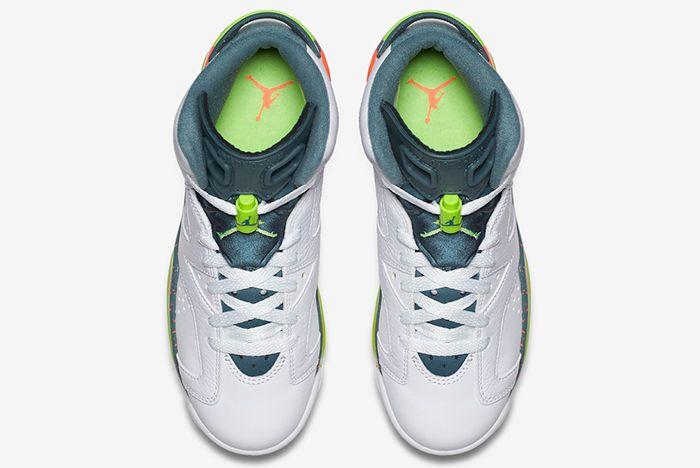 Air Jordan 6 Gs Hasta4