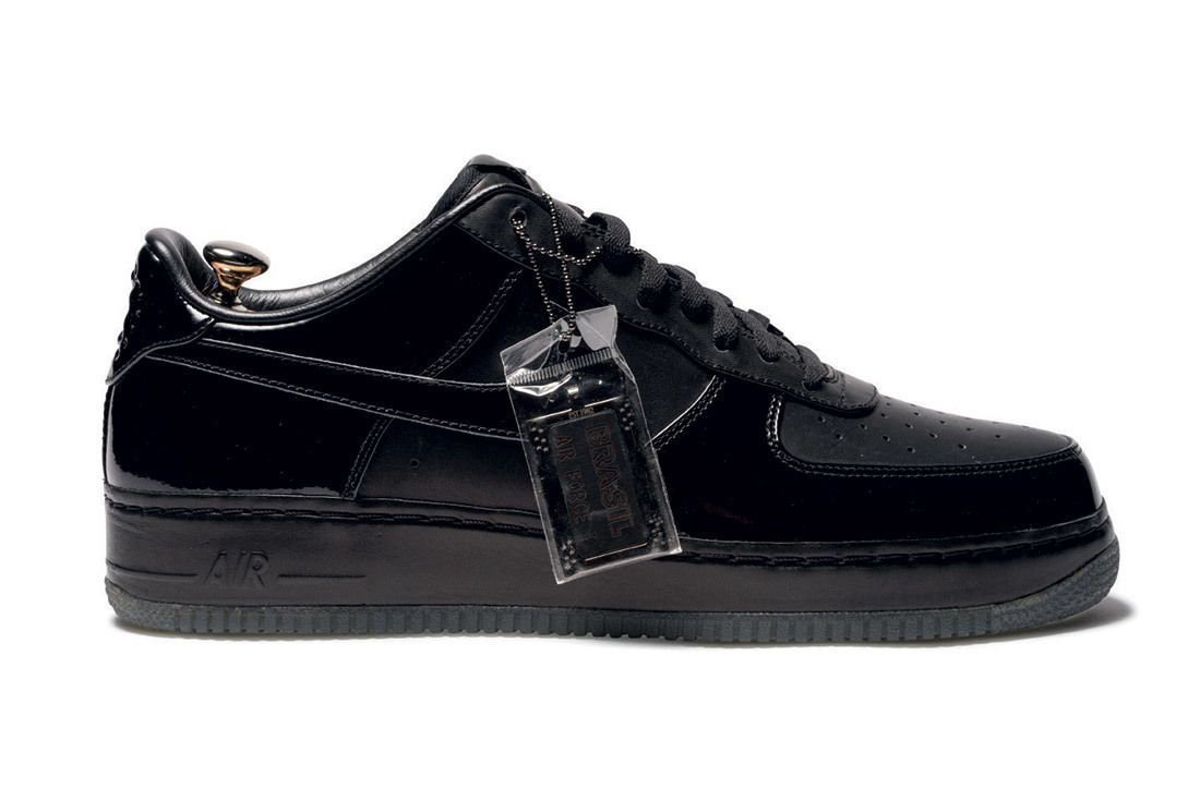 The Chicks With Kicks Nike Air Force 1 Jay Z All Black Everything 2