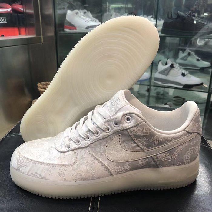 Clot X Nike Air Force 1 Sneaker Freaker 4