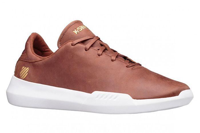 K Swiss Ceo Startup Sneaker Brown