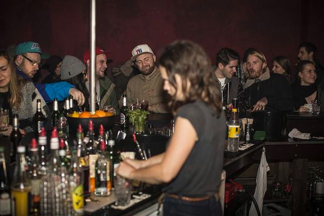 Sf Germany And Puma Party In Berlin Fashion Week 1