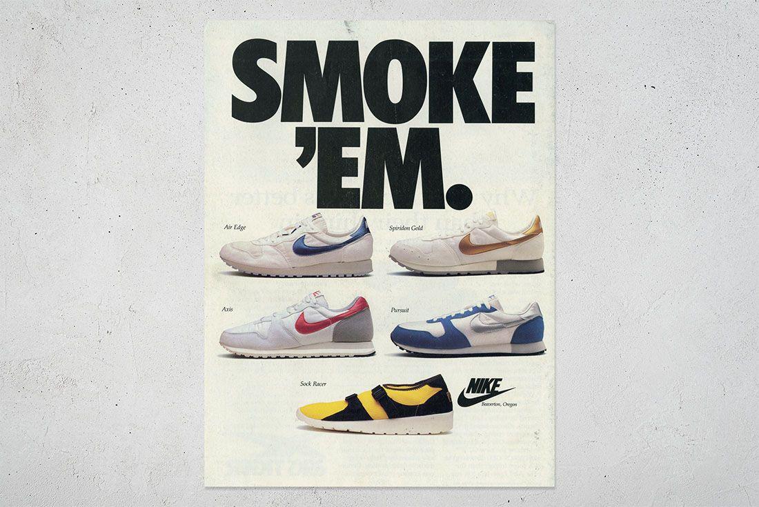 SOLED OUT Sneaker Freaker Book Nike Smoke Em