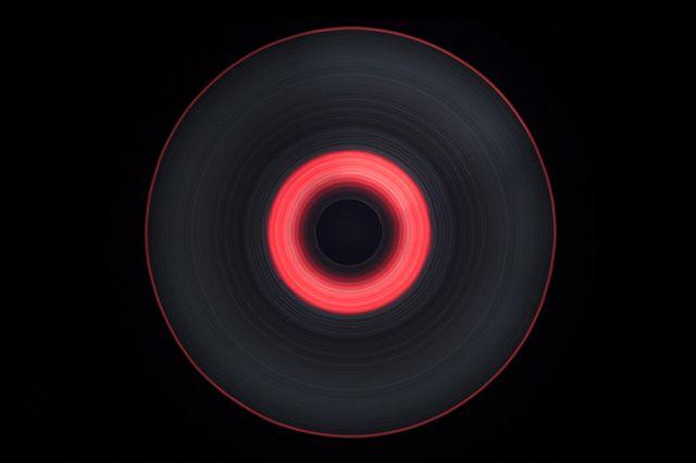 Concentric Disks Art 2