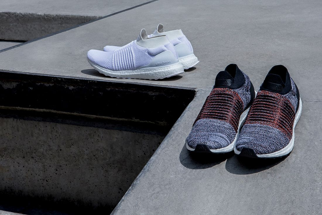 Running Track To Runway A Look At The Laceless Ultra Boost2