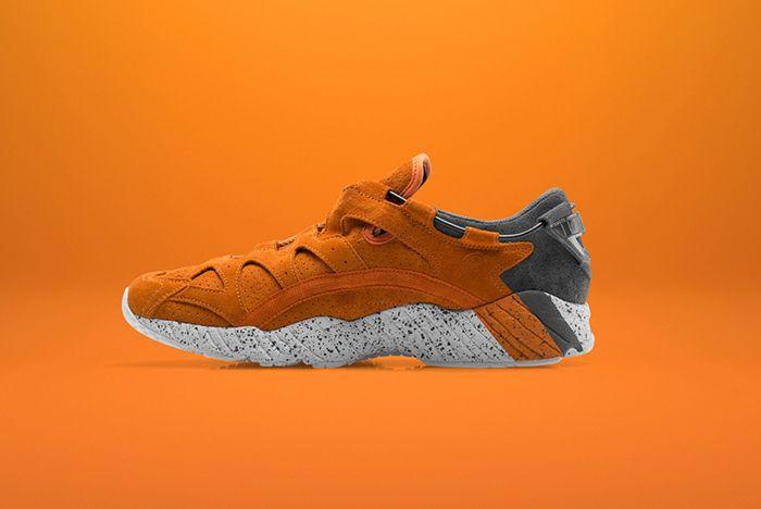 Foss Asics Gel Mai Development Sunrize 4 Sneaker Freaker