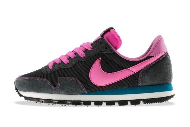 Nike Womens Air Pegasus Pink Black