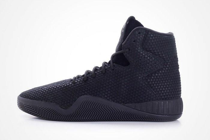 Adidas Tubular Invader Triple Black A