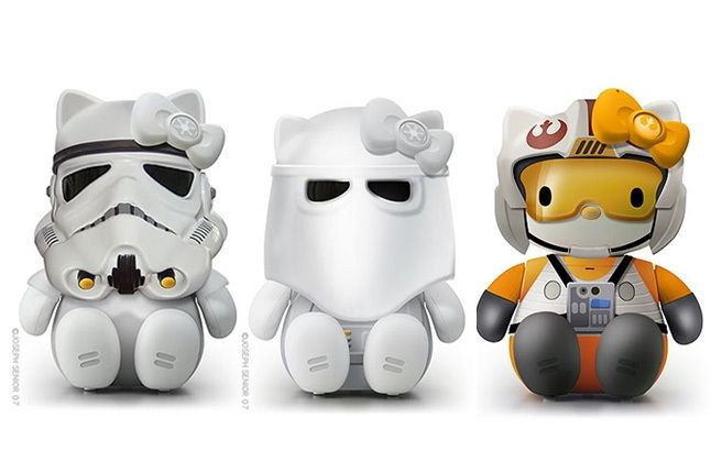 Hello Kitty Star Wars 3 1