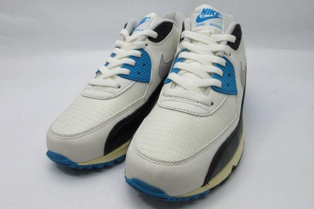 Nike Air Max 90 Og Laser Blue Toes 1