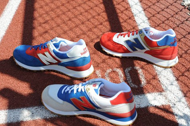 New Balance 574 Olympic Pack 1 1