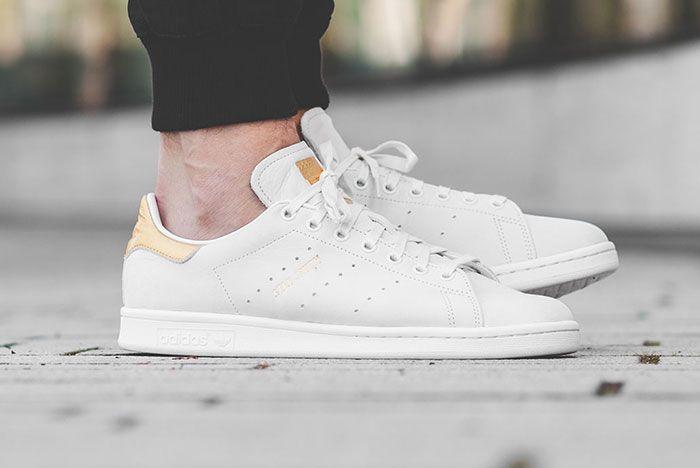 Adidas Stan Smith 999 24 Kt White Gold 1