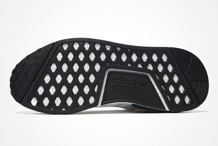 Adidas Nmd R1 Greywhite 6