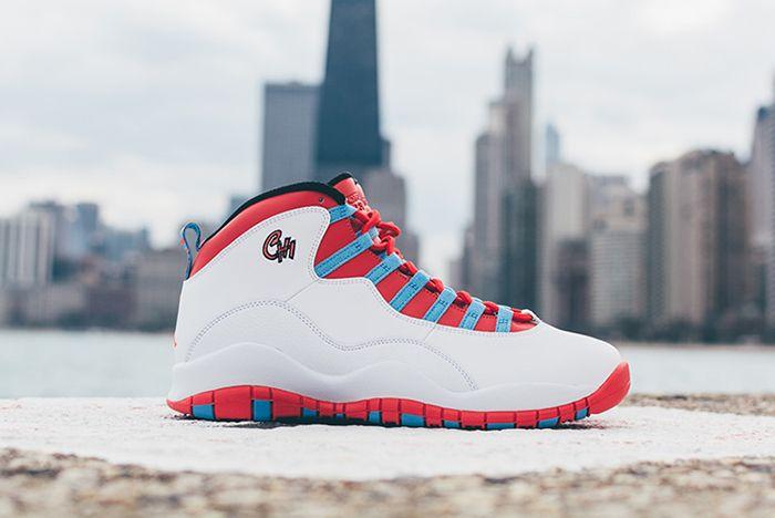 Air Jordan 10 Chi City10