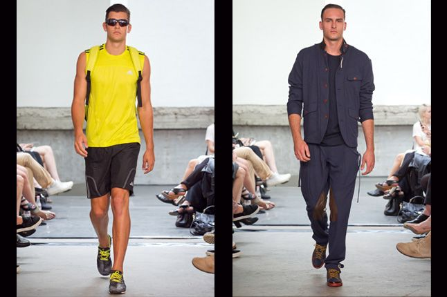 Adidas Fall Winter Collection Running 1