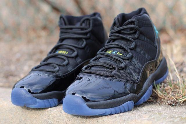 Air Jordan 11 Gamma Blue 4