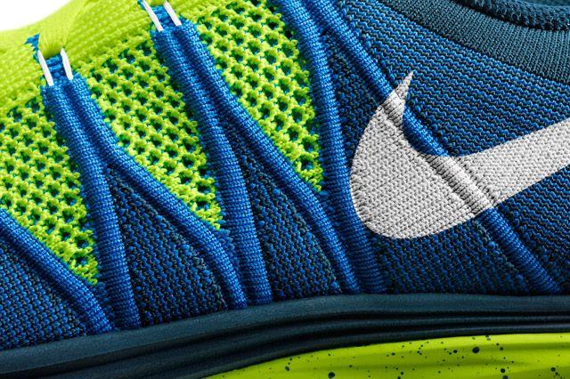 Nike Flyknit Lunar 2 Mens Swoosh