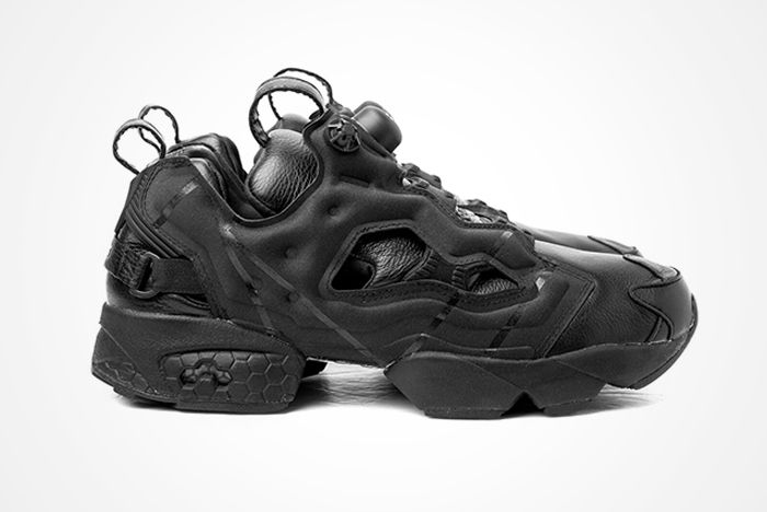 Crossover X Joe Chia X Reebok Insta Pump Fury Shadow Of Phantom Feature