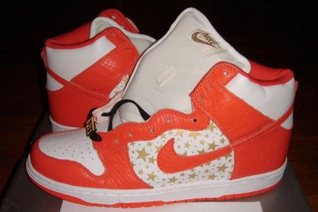 Nike Supreme Dunk High 1
