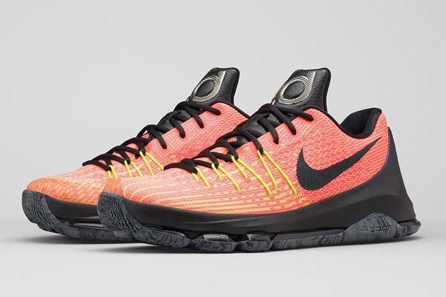 Nike Kd8 Hunts Hill Sunrise 1