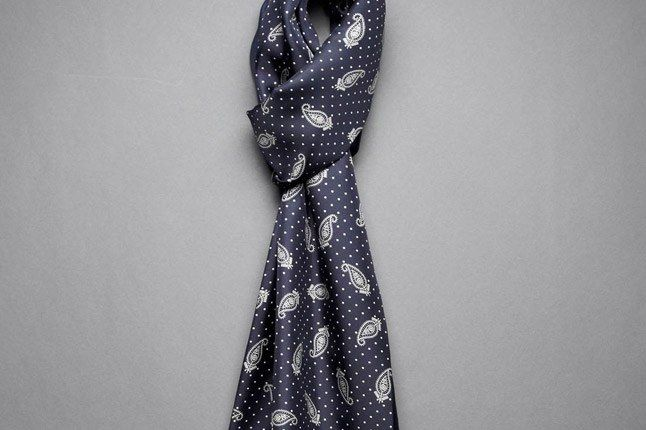 Fred Perry Drakes Scarf 1